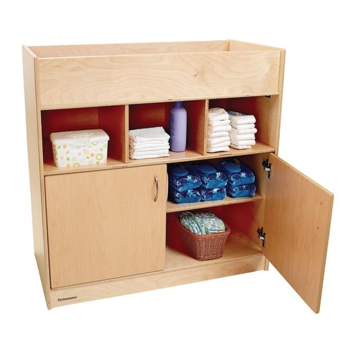Environments® Infant Changing Table - Assembled