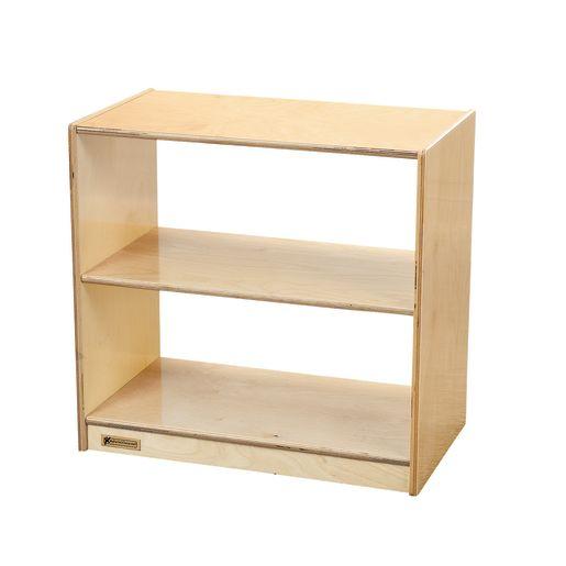 MyPerfectClassroom® VersaSpace™ Open 2-Shelf Storage