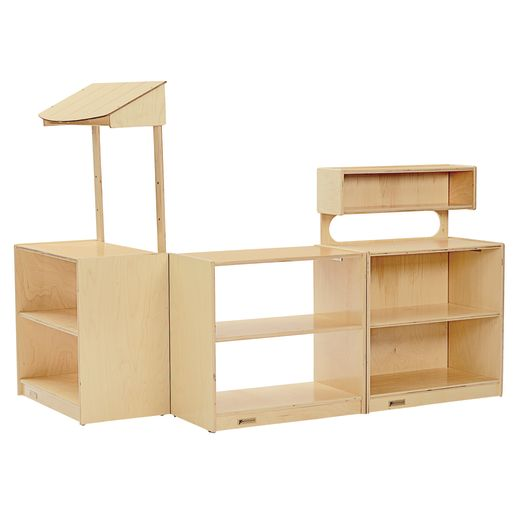 MyPerfectClassroom® VersaSpace™ Dramatic Play Center
