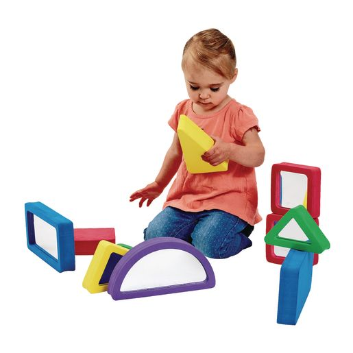 Environments® earlySTEM™ See-Me Toddler Blocks Set of 10