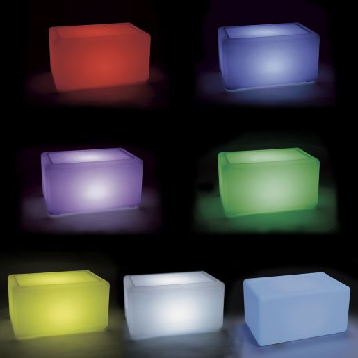 Image of Excellerations STEM Color-Changing Sensory LED Light Box