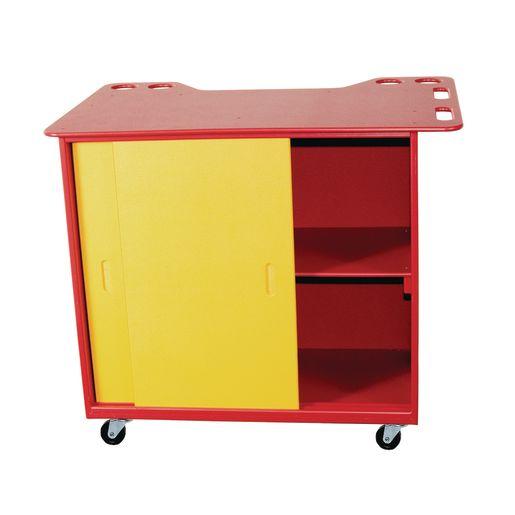 Outdoor Storage Cart