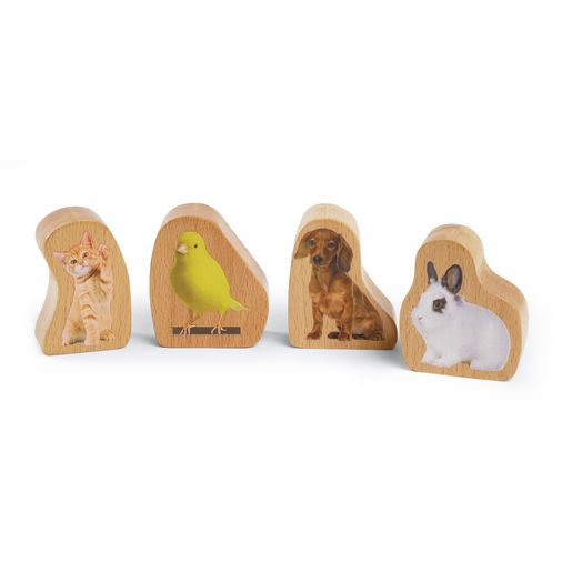 Excellerations® Photo Block Play People