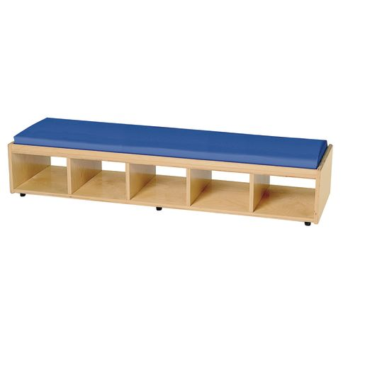 Image of MyPerfectClassroom VersaSpace Double Sided Bench Seating with Storage
