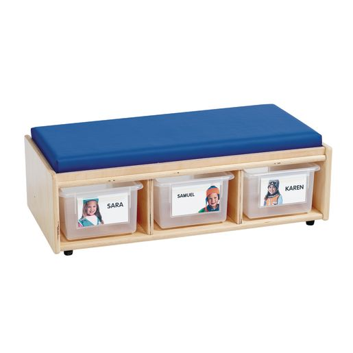 "MyPerfectClassroom® VersaSpace™ 24"" Short Bench"