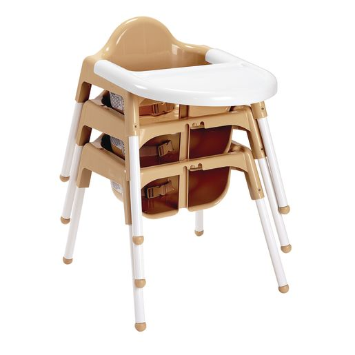 Angeles Safe Feeding Chairs Set of 3