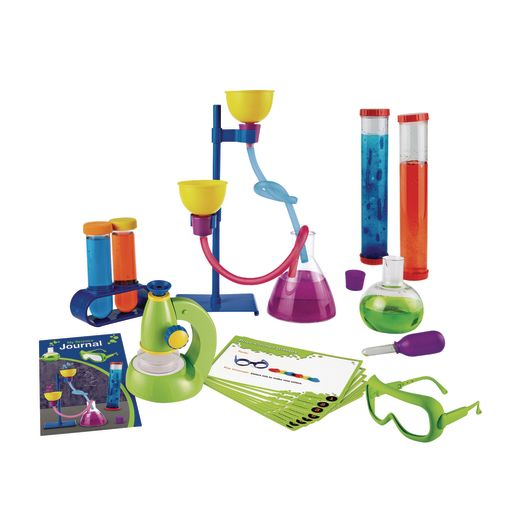 Image of Science Experimentation Lab Set 45 pieces
