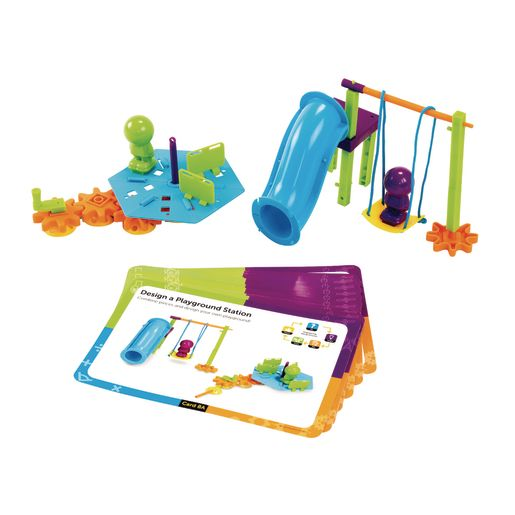 Image of STEM Playground Engineering Set 104 Pcs.