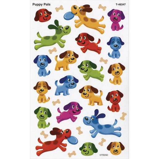Animal Sticker Variety Pack 20 Sheets
