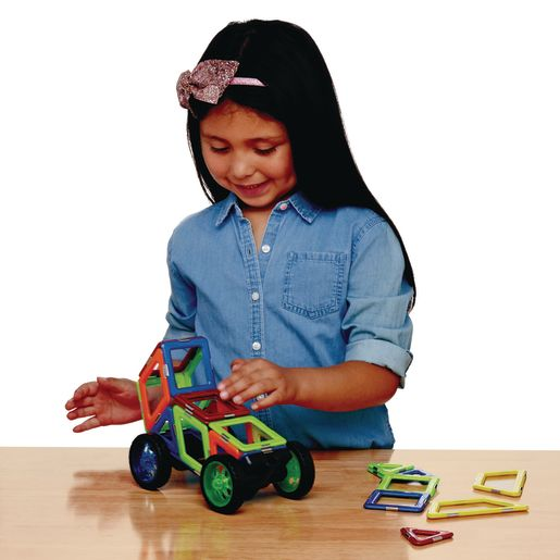 GeoSmart® Spinner Exploration Set 53 Pieces