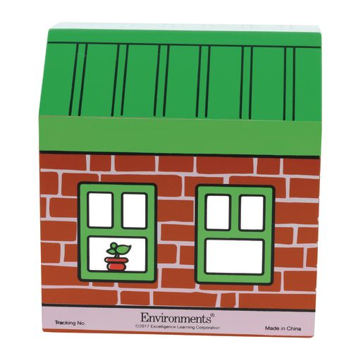 Environments® Toddler Block Neighborhood Set of 4