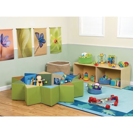ITERS Relaxation and Comfort - Infant