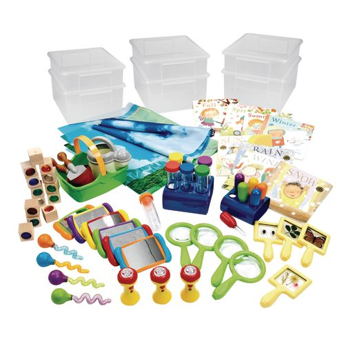 ITERS earlySTEM™ Nature/Science Kit - Toddler