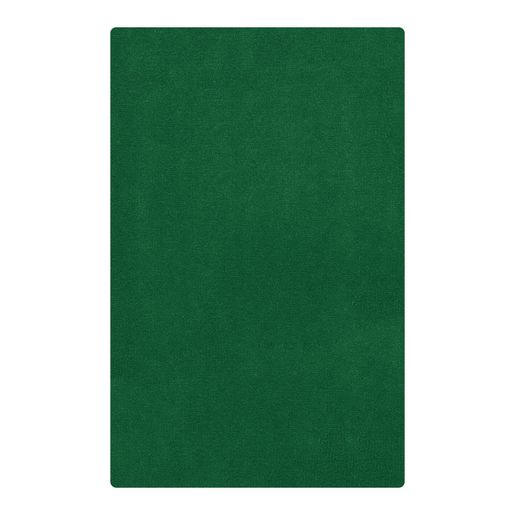"""Angeles® Solid Color Carpet - Moss 5'10"""" x 8'5"""" Rectangle"""