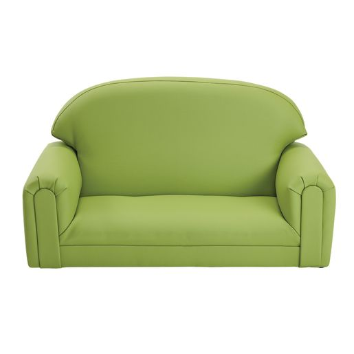 Image of Environments PVC-Free Mini Sofa - Apple Green
