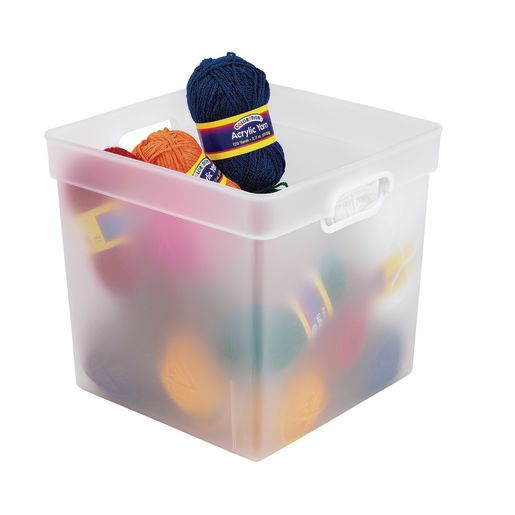 Cube Storage Bins Set of 5