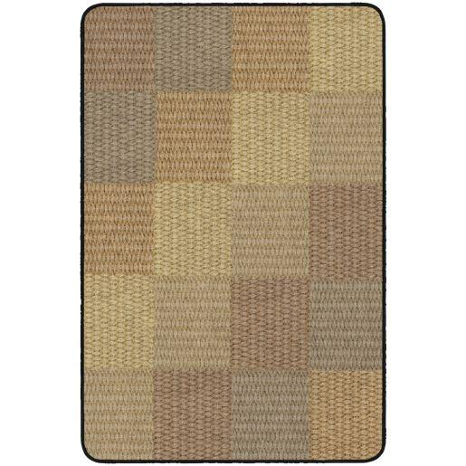 Basket Weave Blocks Carpet