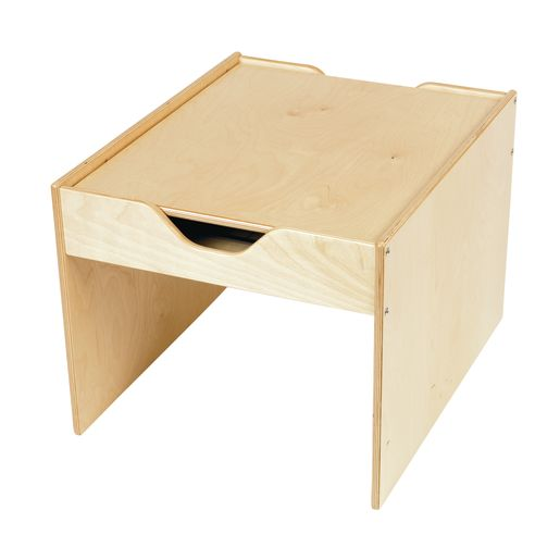 Value Line™ Birch 2-in-1 Activity Table