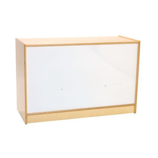 Jonti-Craft® Mobile Magnetic/Dry Erase Multi Storage with Bins