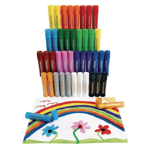 Colorations® Tempera Sticks Set of 42