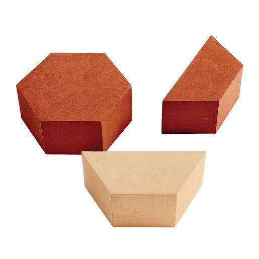 Excellerations® Foam Floor Building Pavers Set of 30