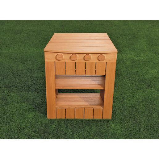 Image of Outdoor Play Stove
