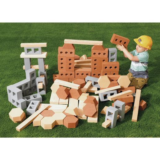 Image of Excellerations Jumbo Foam Construction Set 99 pieces