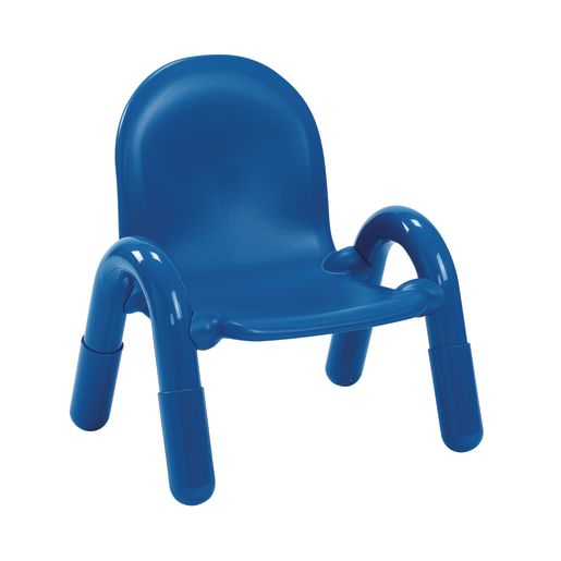 "Primary Baseline® 7""H Chair Blue"