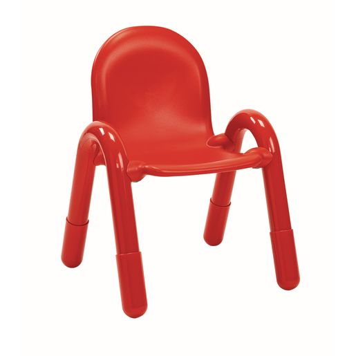 "Baseline® 11"" Chair Red"