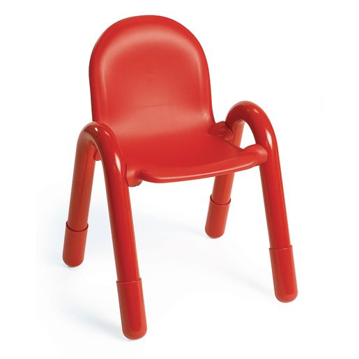 "Primary Baseline® 13""H Chair Red"