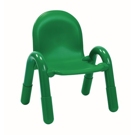 """Primary Baseline® 9""""H Chairs Green"""