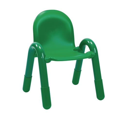 """Primary Baseline® 11""""H Chair Green"""