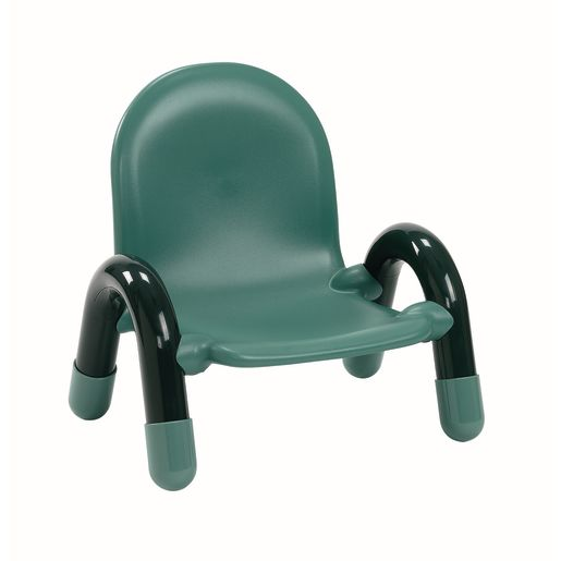 """Primary Baseline® 5""""H Chair Teal"""