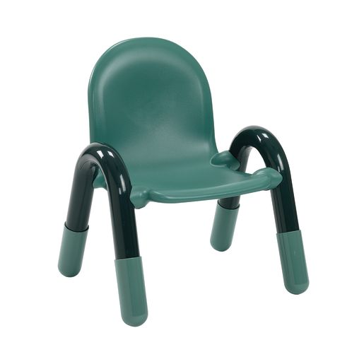 """Primary Baseline® 9""""H Chairs Teal"""