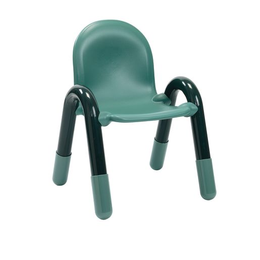 """Primary Baseline® 11""""H Chair Teal"""