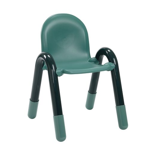 """Primary Baseline® 13""""H Chair Teal"""