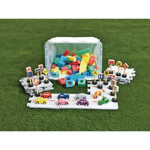 Outdoor Learning Kit Blocks