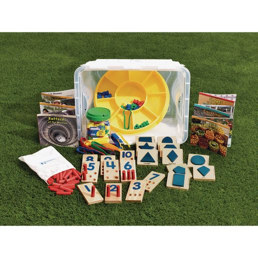 Image of Outdoor Learning Kit Math