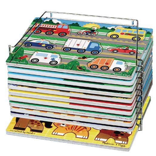 Image of 12-Puzzle Storage Rack