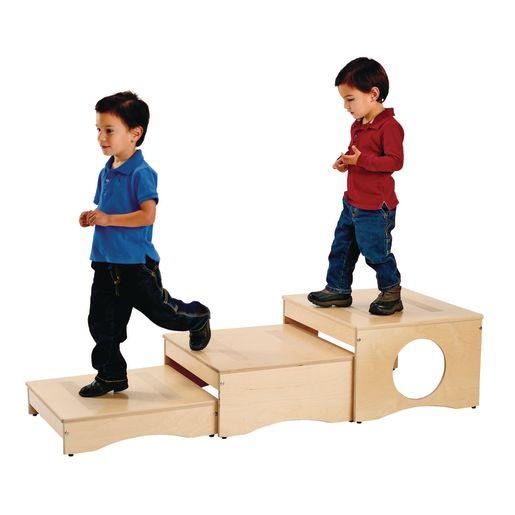 MyPerfectClassroom® Versaspace™ Nested Platform Steps Set of 3