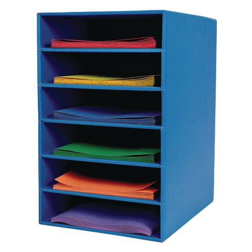 Classroom Keepers 6-Shelf Drawer Set_1