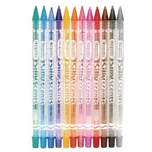 Crayola Twistable Pencils, Set of 30 Colors