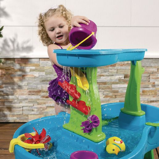 Toddler Water Play Structure