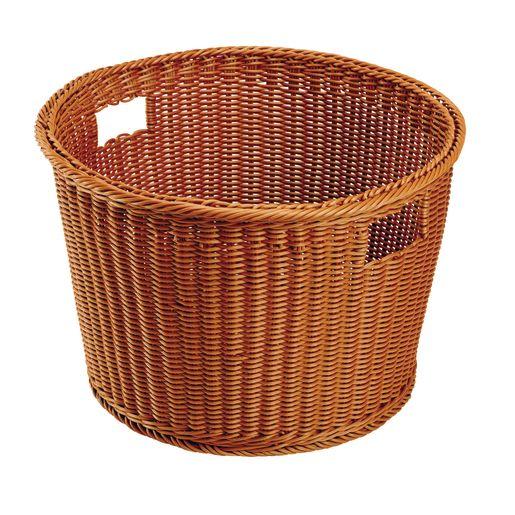 Washable Round Basket