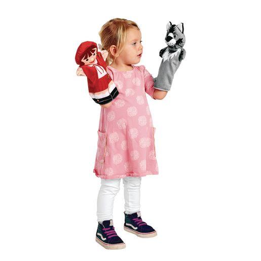 Puppet Pals Hand Puppet Set of 8