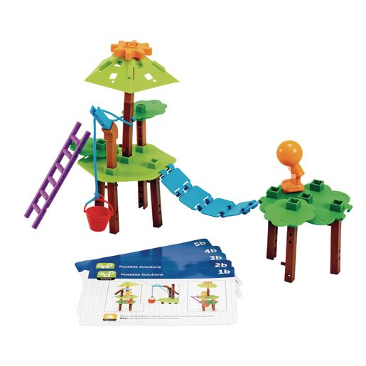 Image of Tree House Engineering Set 52 Pieces