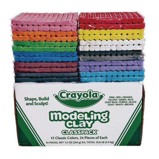 Crayola® Modeling Clay Classpack 10.8 lbs.