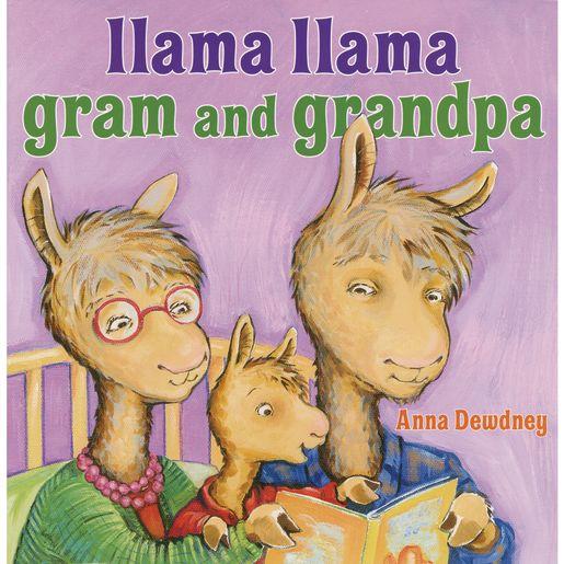 Llama Llama Book Set of 4 & Doll