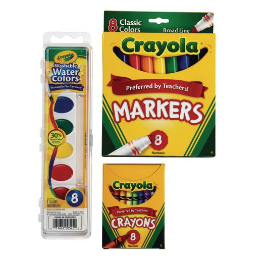 Crayola® Starter Kit