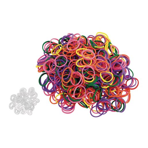 Wonder Loom Replacement Beads 600 Multicolor